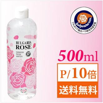 Bulgaria rose rose water 500 ml