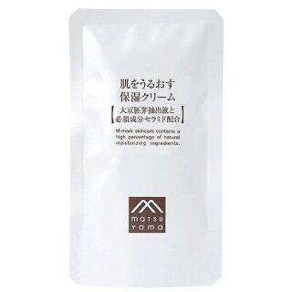 松山油脂Mmark肌をうるおす保湿クリーム45g