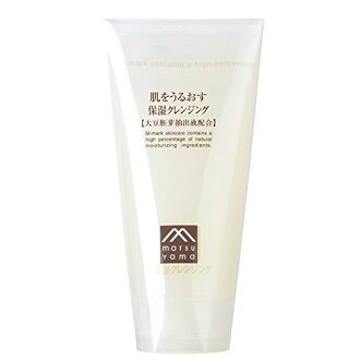 Cleansing moisturizing Matsuyama oil M mark