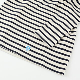 【2019春夏】オーシバル/オーチバルORCIVALコットンロードフレンチバスクシャツボーダー#B211カットソーレディース定番2019SS【一部予約】