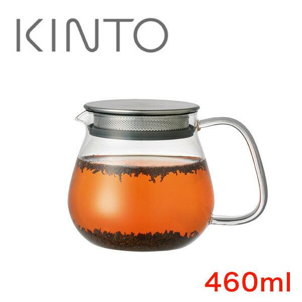 【28時間限定!最大10%OFFクーポン配布中!】KINTO(キントー) ティーポット UNITEA 460ml /ワンタッチティーポット /KINTO/8335   おしゃれ 耐熱ガラス ガラス ストレーナー 茶こし付き 茶こしつき シンプル かわいい 紅茶