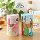 第3世界ショップ Artisan Tea Thank you 花 (アールグレイ) 花びんの花 (ダ