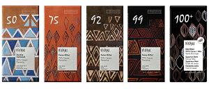 VIVANI(ヴィヴァーニ/ヴィバーニ/ビヴァーニ) オーガニック チョコレート パナマシリーズ ダークチョコレート ミルクチョコレート 80g  有機JAS 50% 75% 92% 99% 100% チョコ おしゃれ