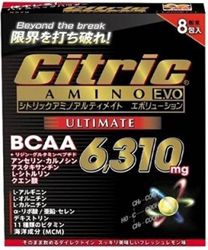 アミノ酸, BCAA  7.5g8 1600 Medalist Citric