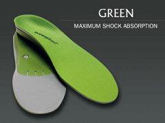 当日出荷+送料無料!SUPER feet ワイドサイズ [ TRIM FIT GREEN WIDE ] スーパーフィート イン...