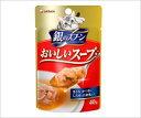 ユニチャーム 銀のスプーン おいしいスープ まぐろ・かつおにしらすと白身魚入り 40g