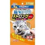 キャティーマン 猫ちゃんホワイデント ストロング チキン味25g