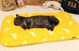 ドギーマンやすらぎマットMサイズおさんぽスマイル(犬猫用)