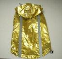 限定セール!アネスト デスアセンブルレインコート ゴールド Mサイズ NO.6228【メール便対応商品 メール便の場合他の商品との同梱不可】 その1