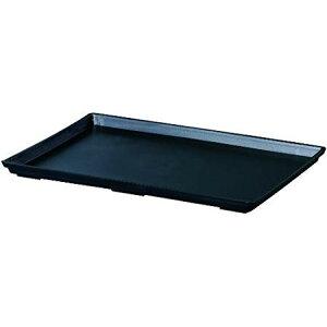 यमातो प्लास्टिक का कटोरा / बोने की बोन्साई प्लेट नं। 10 330 × 230 × H19 काला