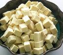 登喜和冷凍食品 鶴羽二重 こうや豆腐 サイコロタイプ 500g(1/20)(高野豆腐)
