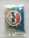 横関食糧 砂糖入りきな粉 15g×7袋