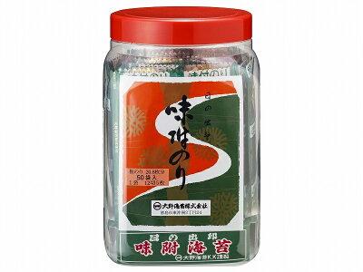 【味付け海苔】徳島名産!大野海苔50束ポリ瓶