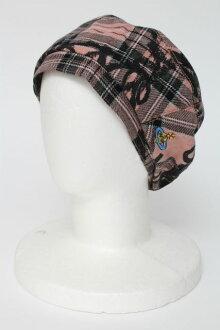 VIVIENNE'S TARTAN帽子Vivienne Westwood(維維恩維斯特伍德·維維安)