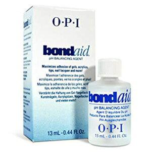 OPI ボンドエイド セルフネイル ママネイル プレプライマー 油分除去