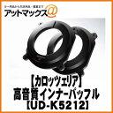 【カロッツェリア】AVシステムアップ高音質インナーパッフル マツダ車用【UD-K5212】