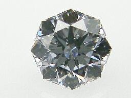 0.257ct E,VS2,クリスタルムーン,H&C(ハート&キューピット) ダイヤモンドルース