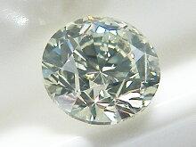 0.458ctVERY.LIGHT.YELLOWISH.GREEN,SI2,ラウンドグリーンダイヤモンド