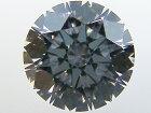 0.549ctD,VVS1,トリプルEXCELLENT,H&C(ハート&キューピット)ダイヤモンドルース
