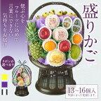 果物盛りカゴ(お供え・法事)10,800円送料無料