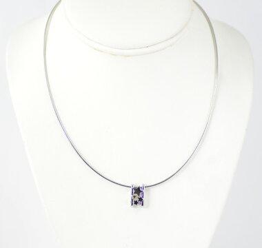【SHOWYAMAGATA】ショーヤマガタPT900/K18WGピンクダイヤモンド0.02ctスターモチーフ星ネックレス【】