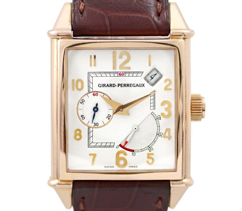 腕時計, メンズ腕時計 GIRARD PERREGAUX 1945 2585 K18PG D