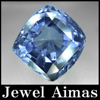 [珠寶]緬甸產藍寶石盧斯8.285ct藍色藍寶石藍寶石盧斯Sapphire Myanmar[中古]