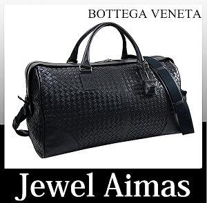ボッテガ  ボストン 2WAY ブラック【BOTTEGA VENETA】  ボッテガ ヴェネタ  イントレチャ...