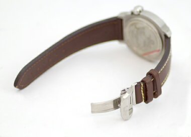 【ANONIMO】アノーニモMARLINDIVERマリンダイバー150m7001アイボリー文字盤SSSutennresu純正ベルトメンズ自動巻き【】【腕時計】