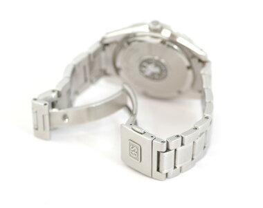 【SEIKO】セイコーグランドセイコーSBGV0079F82-0AA0デイトマスターショップ限定モデルブラック文字盤SSステンレスメンズクォーツ【】【腕時計】