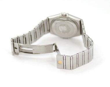 【OMEGA】オメガコンステレーション1552.30パーペチュアルカレンダーデイトシルバー文字盤SSステンレスメンズ自動巻き1552-30【】【腕時計】