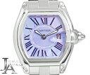 【Cartier】カルティエ ロードスター SM クリスマス限定 W6206007 2675 パープ ...