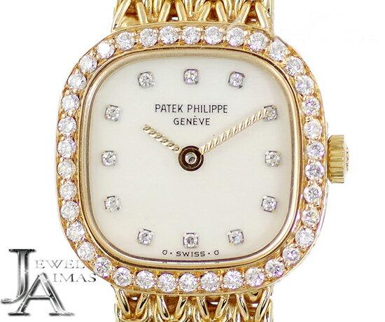 腕時計, レディース腕時計 PATEK PHILIPPE 47121J 12P YG