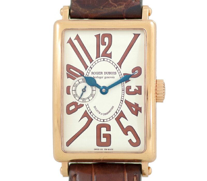 腕時計, メンズ腕時計 ROGER DUBUIS M31RD98 Cal.RD98 28 K18RG 750