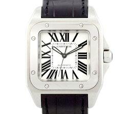 カルティエ サントス100 W20106X8の中古腕時計