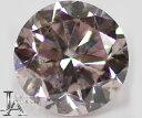 ピンクダイヤモンド 0.211ct VERY LIGHT ORANGY PINK SI-2 中央宝石研究所ソーティング付き (0.2ct)【ルース】