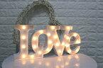 特大 LOVEマーキーライト ホワイト インテリア 照明 お洒落 アンティーク デザイン ラブライト 灯 照明 可愛い 装飾