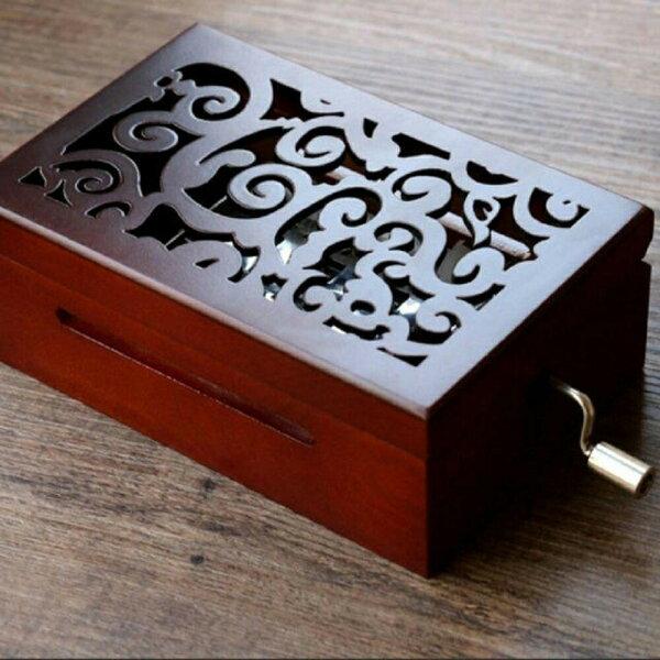オルガニート30弁高級紙15曲枚曲30ノート手回しDIY創作オルゴール機械ムーブメント楽器音楽伝統木製木彫りオルゴール音色ヒーリ