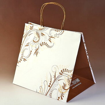 ご持参用 紙袋 (文字入りどら焼き、文字入りバウムクーヘン、短納期カステラ専用)