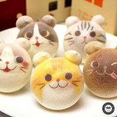 [ロイヤルガストロ] かわいい~♪お絵かきマカロン動物っこに、猫さんだけのセット登場!お絵...