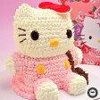 ハローキティ 立体ケーキ 約8〜10人分 3Dデコレーション Hello Kittyのキャラクターケーキ