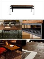 【送料無料】テーブルリビングテーブルセンターテーブル木製アメリカンヴィンテージカフェおしゃれ人気リビングvintagewoodlivingtable〔ヴィンテージウッドリビングテーブル〕テーブル単体販売ブラウン