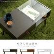 テーブル ローテーブル 収納 ガラステーブル ガラス 北欧 リビングテーブル センターテーブル 木製 家具 モダン 天板 応接テーブル おしゃれ かわいい シンプル カフェ風 ミッドセンチュリー 引き出し 白 ホワイト ORLEANS〔オリンズ〕