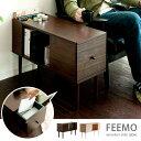 サイドテーブル 木製 テーブル ウッドテーブル 収納 引き出しソファーテーブル ソファ ベッド ...