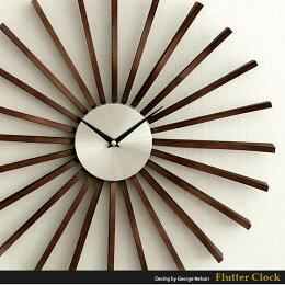 Georeg Nelson Flutter Clock(ジョージネルソン フラッタークロック)