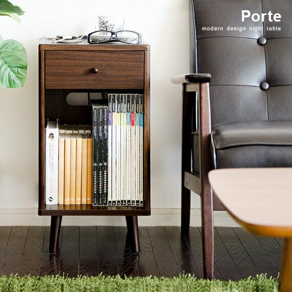 サイドテーブルベッドサイドテーブルナイトテーブルコンセント付テーブルチェストサイドチェストラック寝室ソファ木製北欧おしゃれ収納家