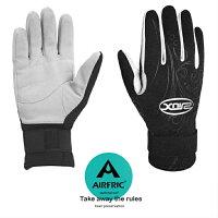 AIRFRICダイビンググローブ手袋2mmメンズレディース男女兼用防寒保温滑り止め厚手ネオプレン素材ダイビングサーフィンシュノーケリング1170