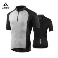 AIRFRIC(エアーフリック)サイクルジャージサイクルウェアメンズ半袖夏吸汗速乾自転車ロードバイクサイクリング11621