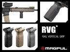 【実物MAGPUL】20mmレイル対応 レールバーティカルグリップ《RVG - Rail Vertical Grip》