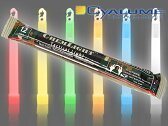 実物【Cyalume Technologies製】6インチCHYEM LIGHT(サイリューム)